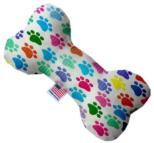 Confetti Paws 8 Inch Bone Dog Toy