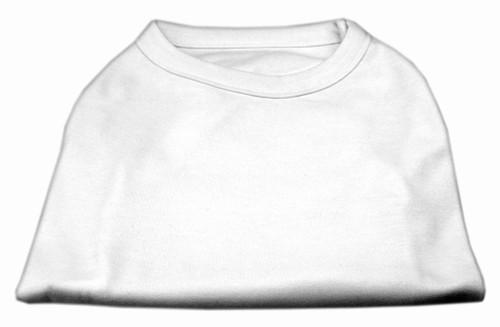 Plain Shirts White 5x (24)