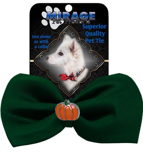 Pumpkin Widget Pet Bowtie Green