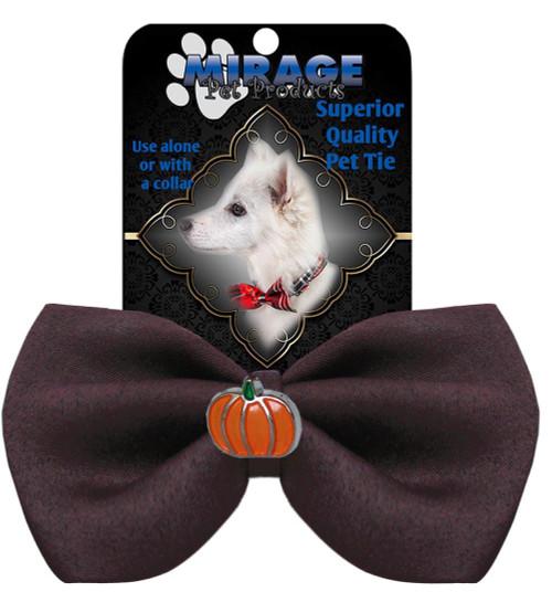 Pumpkin Widget Pet Bowtie Brown
