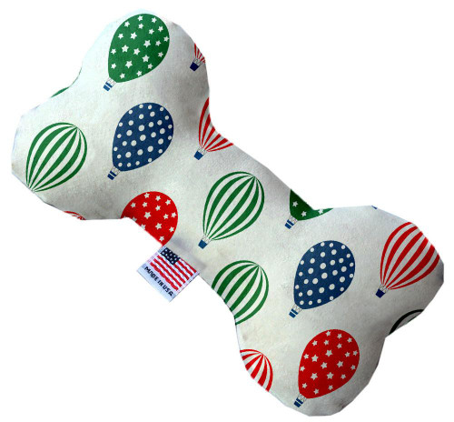 Hot Air Balloons 10 Inch Bone Dog Toy