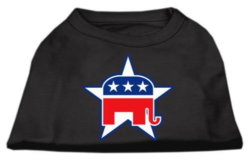 Republican Screen Print Shirts  Black Xl (16)