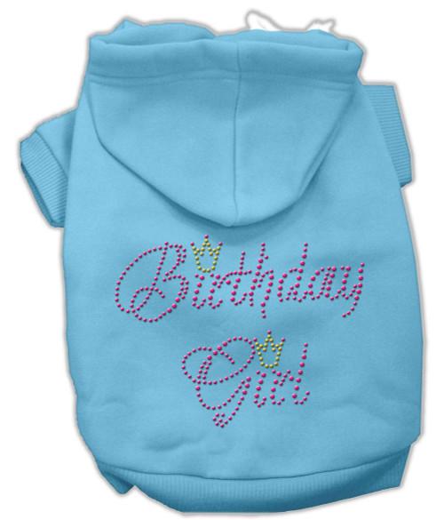 Birthday Girl Hoodies Baby Blue Xl (16)