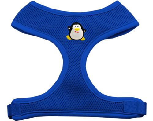 Penguin Chipper Blue Harness Large