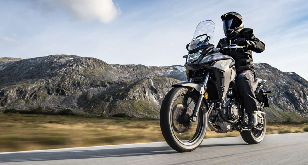 Motorcycle Registrations Rise Across the EU