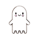 These Are Things Enamel Pin - Ghost Baby
