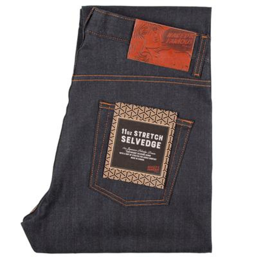 Easy Guy - 11 oz Stretch Selvedge