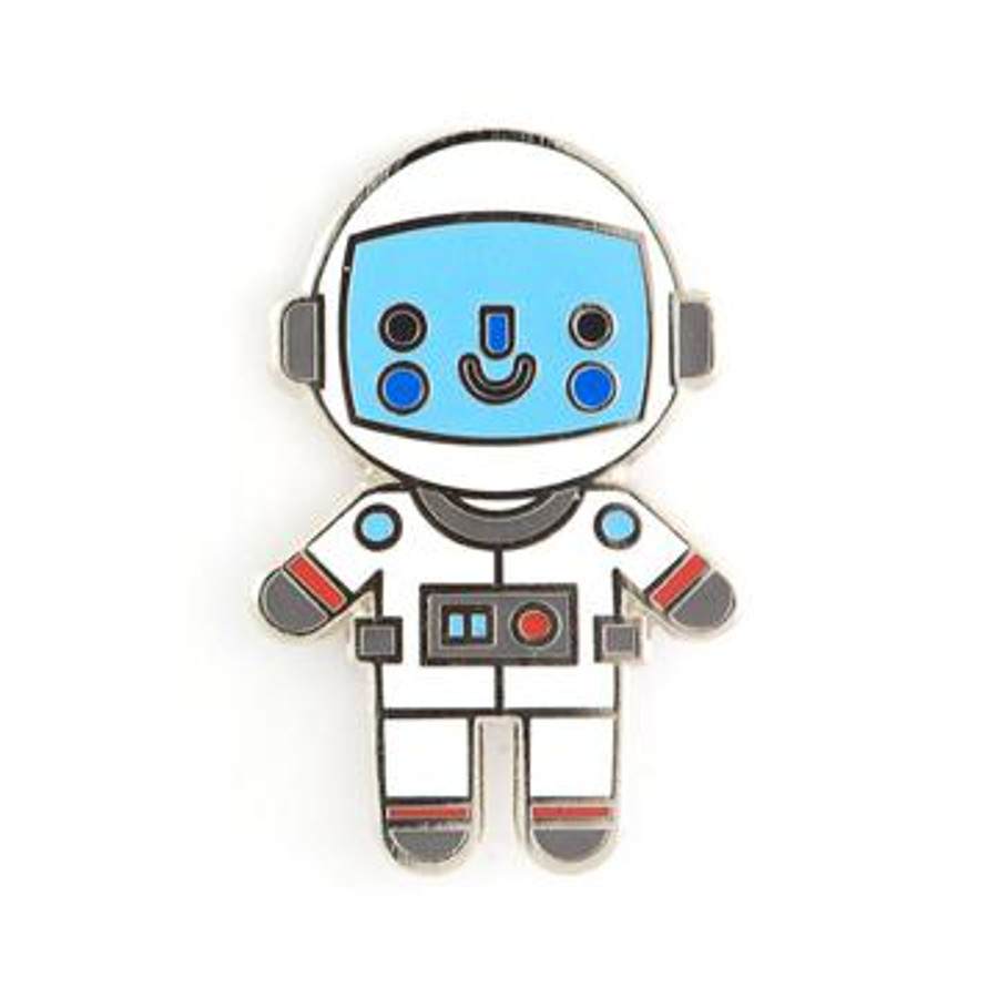 These Are Things Enamel Pin - Astronaut