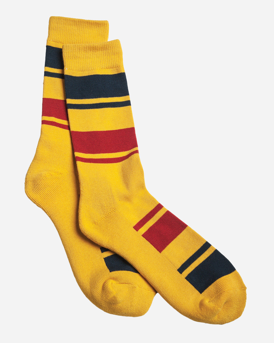 Pendleton National Park Socks - Yellowstone