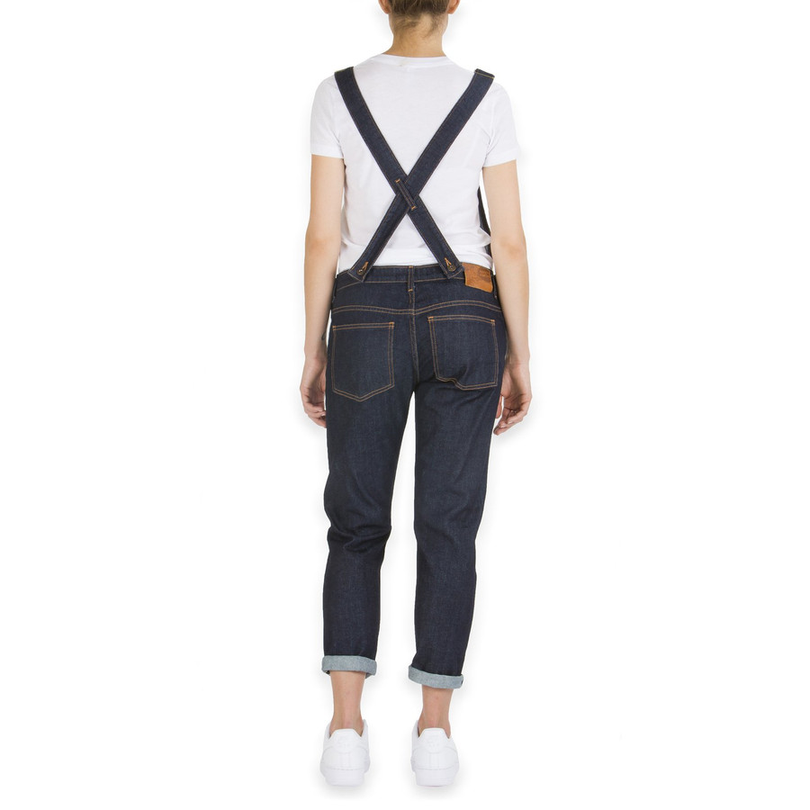NF Overalls - Stretch Selvedge