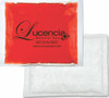 """6"""" x 8"""" Custom Imprinted, """"Cloth-Backed"""", """"Stay-Soft"""" Cold/Hot Gel Packs.  30 per case. Sold by the case."""