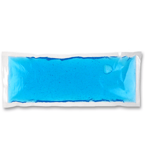 "4.5"" x 8""  blue ice pack"