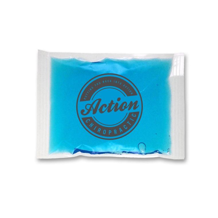 Custom Imprinted Cold Gel Pack. 4.5x6. 75/cs