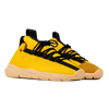 Clearweather interceptor kill bill sneakers yellow thedrop