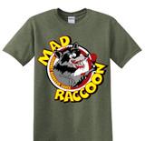 Mad Raccoon Unisex T-Shirt
