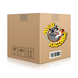12 ct. Case of Mad Raccoon Smokin Hawt Barbecue Sauce (20.3oz. bottles)