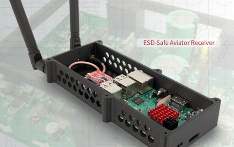 ESD-7 Compatible ABS for Fortus Printers