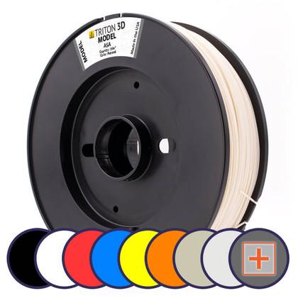 ASA Filament for Dimension® Printers