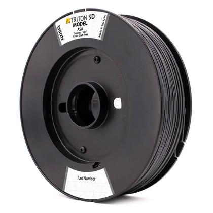 Dark Grey ASA Filament for Fortus® 200/250mc Printers