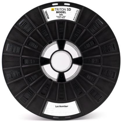 XL Reel of ABS (M30 Type) Filament for Stratasys® Fortus® 360/400/900mc Printers Black
