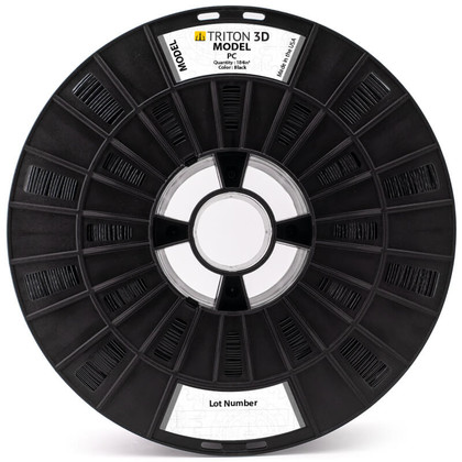 Polycarbonate (PC) Filament Compatible with Stratasys Fortus Printers