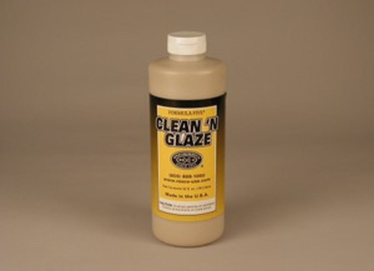 Formula Five Clean 'N Glaze (1 Quart )