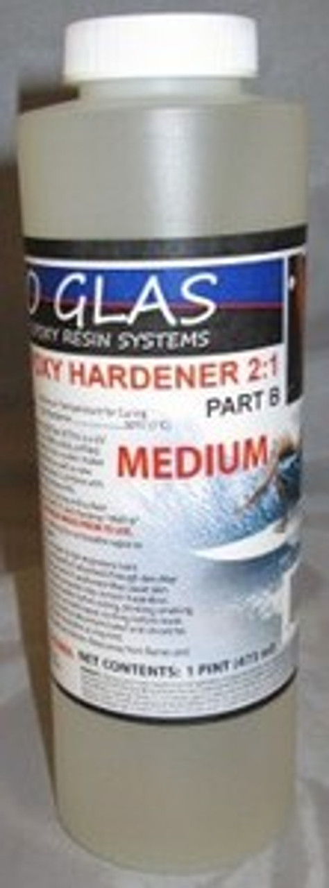 EPOXY HARDENER 1200 2:1 MEDIUM PINT
