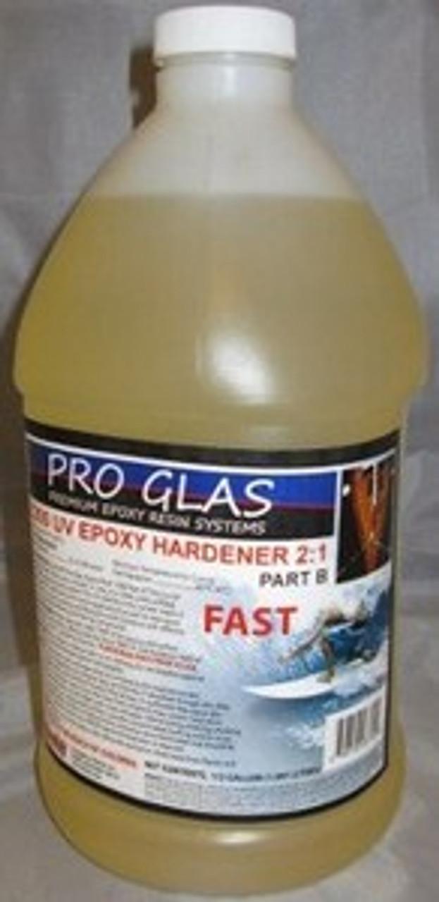 EPOXY HARDENER 1200 2:1  FAST 1/2 GALLON