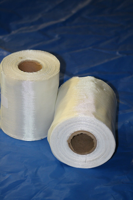 "6oz x 6"" wide Fiberglass Cloth Tape ( 50 yards )"