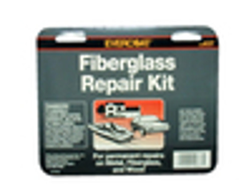 Polyester Resin Fiberglass Repair Kit (1/2 Pint)