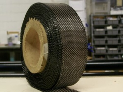 "Carbon Fiber Tape: 5.7oz x 2"" wide, 3K"