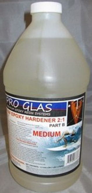 EPOXY HARDENER 1200 2:1 MEDIUM 1/2 GALLON