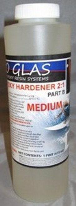 EPOXY HARDENER 1200 2:1 MEDIUM QUART