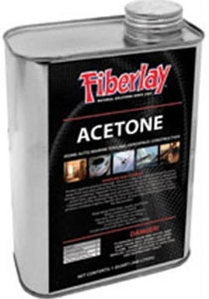 Acetone ( 1 Quart  ) Item: FL-203Q