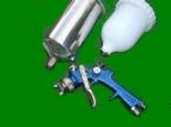 G860 2.5 HVLP - 1 Liter Gravity Feed Spray Gun