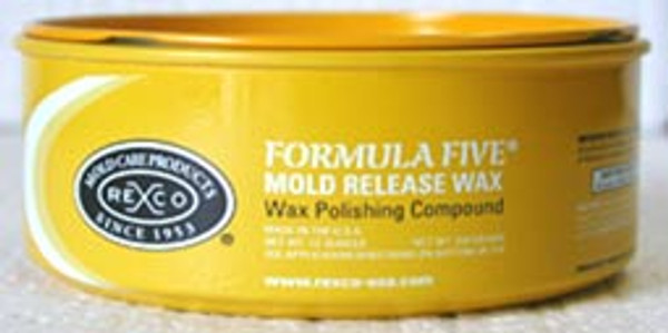Formula Five Mold Release Wax (12oz Can)