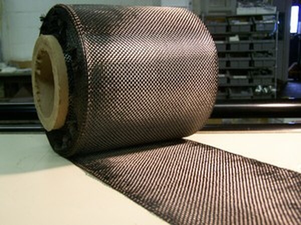 "Carbon Fiber Tape: 5.7oz x 5"" wide, 3K"