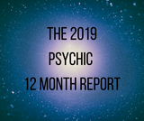The 2019 Psychic Report - FREE sample!