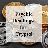 Psychic Readings for Crypto!