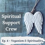 Podcast episode 4 - Veganism & Spirituality
