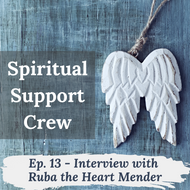 Podcast Episode 13 - Returning to Al Fitra - An interview with Ruba the Heart Mender