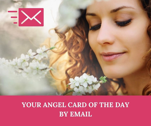 Your Angel Card for the Day - reading by email