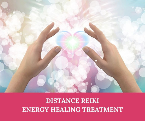 Distance Reiki Treatment ideal for people who cannot travel, or who are anywhere in the world - ideal during Covid restrictions!