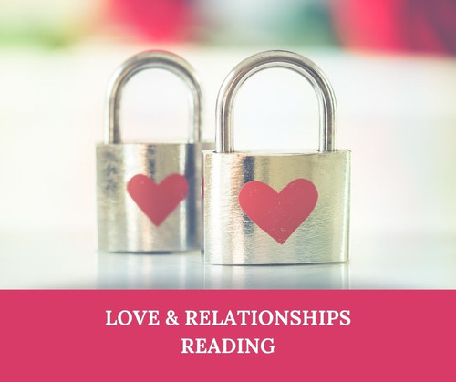 Need help in love? 30 minute psychic reading focussing on your love life and relationships