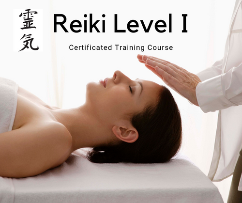Reiki Level 1 Training Course in Poole, Dorset.