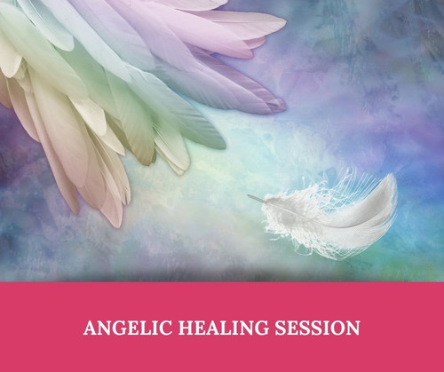 Angelic Healing Session - carried out from a distance - available worldwide! Spiritual healing from the angelic realms for any issue, for spiritual growth & for wellbeing.
