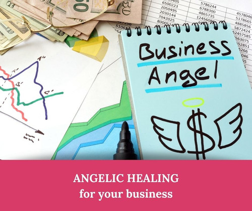 Angelic Healing Session for Business, work & office - carried out from a distance - available worldwide!  Spiritual healing from the angelic realms for any issue, for spiritual growth & energetic cleansing.