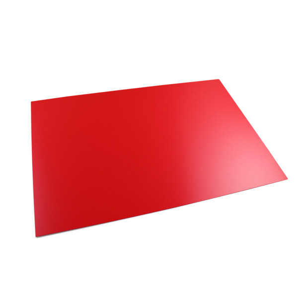CraftTex Bubbalux Craft Board - Heart Red Large Craft Board