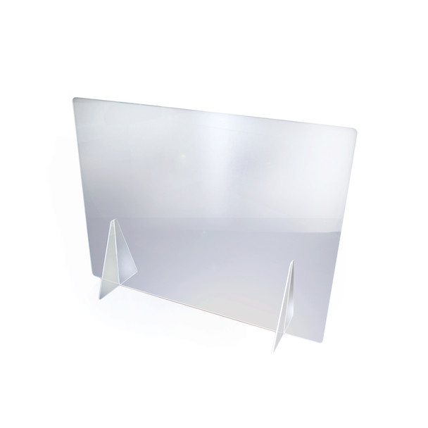 Protective clear acrylic screen
