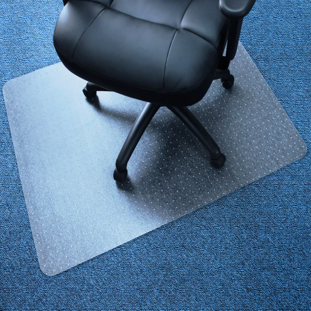 Marvelux PVC chair mat for very low pile carpets and carpet tiles
